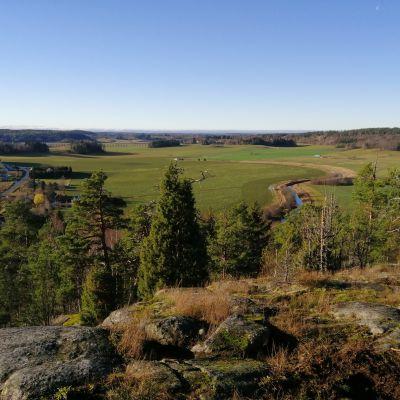 Krejansberget i Sjundeå.
