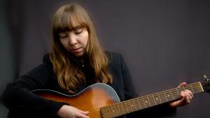Anna-Stina Jungerstam, känd under artistnamnet Nightbird.