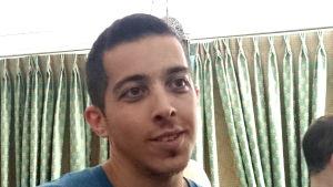 Den israeliska veteranen Shay Davidovich från Breaking the Silence, som kämpar mot ockupationen genom att gå ut med sina upplevelser