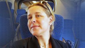 Svenska Elisabeth Zickert har bott länge i Italien.