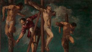 Jeesus ristillä