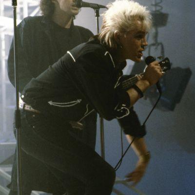 Dingo Hittimittarissa 1986.