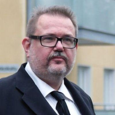 Janne Riiheläinen.