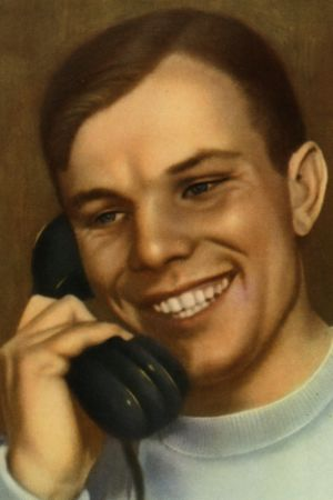 Juri Gagarin puhelimessa