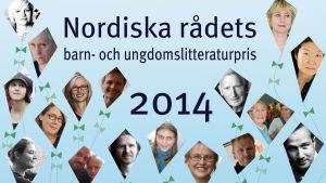 Nordiska rådets barn- och ungdomslitteraturpris 2014