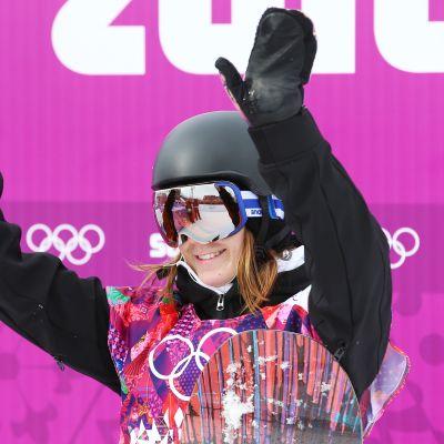 Enni Rukajärvi, OS 2014