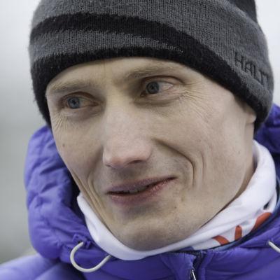 Hannu Manninen följde med Salpausselkäspelen 2015.