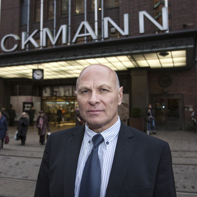 Stockmanns vd Per Thelin