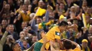 Australien är klart för VM 2014