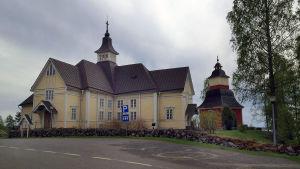 Tohmajärvi kyrka