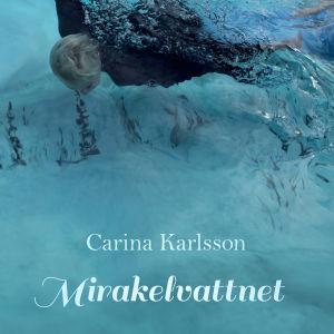 Pärmbild till Carina Karlssons roman Mirakelvattnet