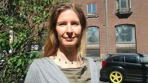 Laura Ventä på Sask.