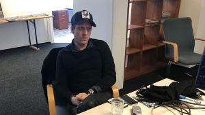 Filmaren Johan Karrento