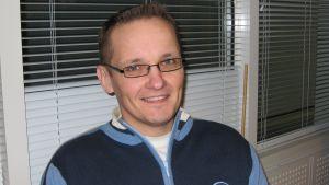 Mikael Nygård, forskare i familjepolitik vid ÅA i Vasa
