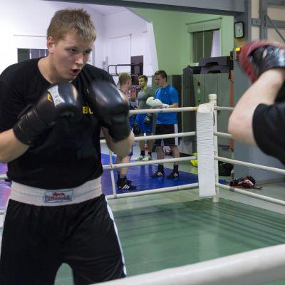 Antti Lehmusvirpi on yksi nuorista lupauksista