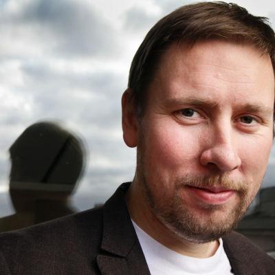 Paavo Arhinmäki är partiordförande för Vänsterförbundet.