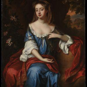 Willem Wissing, Alankomaat: Naisen muotokuva, 1687