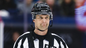 Ishockeydomaren Mikael Nord.