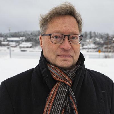 Hämeenlinnan apulaiskaupunginjohtaja Juha Isosuo