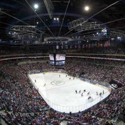 O2 Arena i Prag