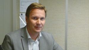 Kommundirektör Mats Brandt