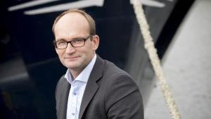 Jakob Granit, generaldirektör vid Havs- och vattenmyndigheten i Sverige