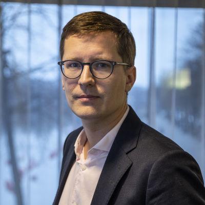 Ilkka Kaukoranta, pääekonomisti, SAK
