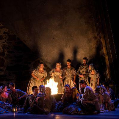 Otello on Savonlinnan Oopperajuhlien tämän kesän suurin panostus.