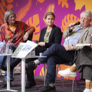 Trygve Söderling, Susann Simolin, Lars Sund och Anna Remmets.