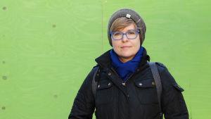 Natalia Ollus har forskat i utnyttjande av utländska arbetstagare.