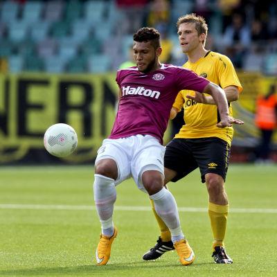 Elfsborg körde över FC Lahti i Borås.