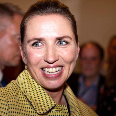 De danska socialdemokraternas ledare Mette Frederiksen blir Danmarks nya statsminister.