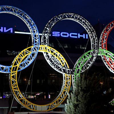 Sotji står värd för vinter-OS 2014