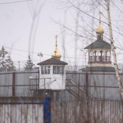 Prison in Pokrov, Russia