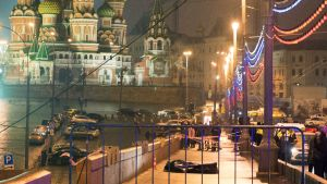 Den ryska oppositionspolitikern Boris Nemtsov mördades i Moskva den 28 februari 2015.