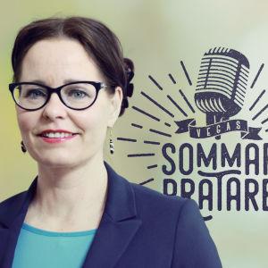 Vegas sommarpratare 2018 Camilla Lindberg
