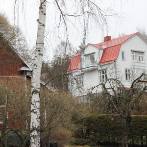 Småhus i Munkviken