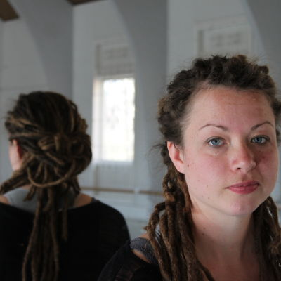 Filosofen och dansaren Helena Dahlberg