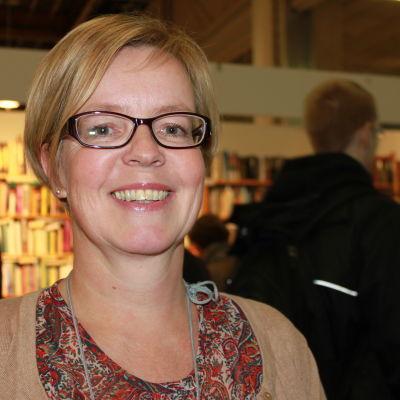 Venäjänopettaja Anna Långstedt-Jungar