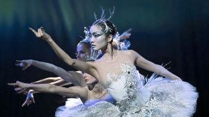 Balettdansösen Mai Komori