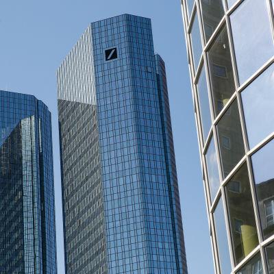Deutsche Banks huvudkontor i Frankfurt am Main