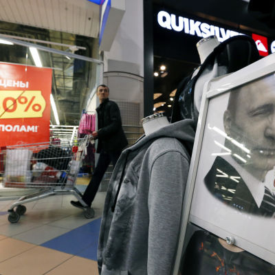 Konsumtion i Ryssland.