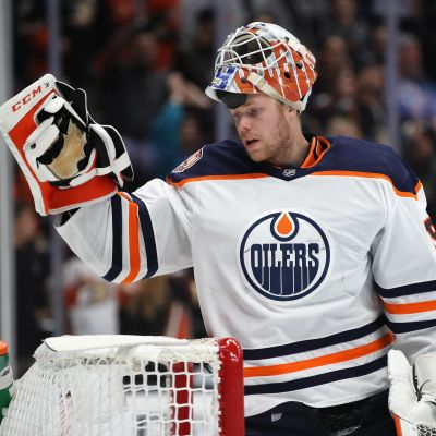 Mikko Koskinen, Edmonton Oilers.