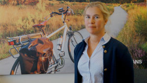 HR-specialist Nina Hultholm.