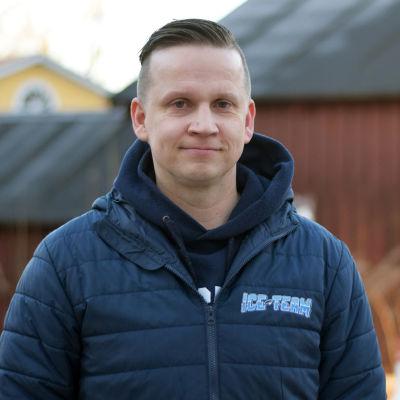 Personporträtt på Mats Sjöholm