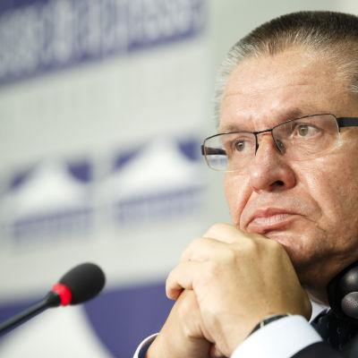 Alexej Uljukajev, Rysslands ekonomiminister.