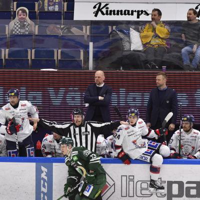 Svenska ishockeyligan
