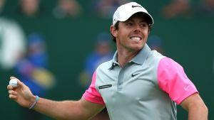 Rory McIlroy under British Open 2014