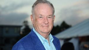 Amerikanska programledaren Bill O'Reilly.