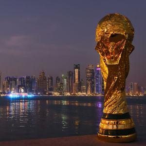 VM-pokalen i Qatar.